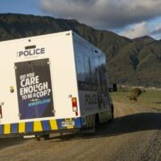 Large police contingent arrive at Gloriavale to make abuse inquiries