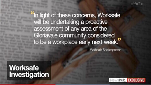 Worksafe inspectors look into Gloriavale over current members' claims of punishing work hours
