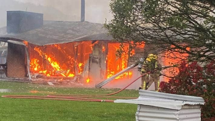 Stuff – Former Gloriavale family loses everything in house fire